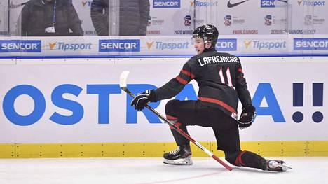 Alexis Lafrenieren uskotaan olevan NHL:n ykkösvaraus tämän vuoden varaustilaisuudessa.