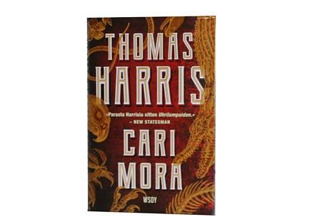 Thomas Harris: Cari Mora, 203 s. WSOY, 2020.