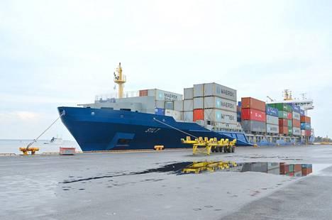 Satakunnan meri- ja logistiikkaosaaminen pohjautuu vahvaan koulutus-, tutkimus- ja kehittämisosaamiseen, kirjoittaja muistuttaa.
