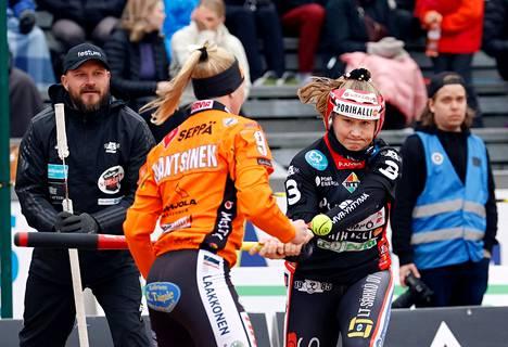 Pinja Arbelius nousi Pesäkarhujen ratkaisijaksi.