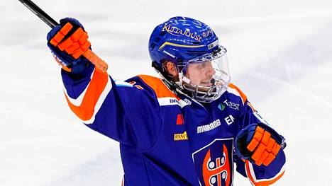 Tapparan tähtipuolustaja Valtteri Kemiläinen palasi kokoonpanoon lauantain paikallispelissä. Jatkaako hän tehoiluaan alkaneella viikolla?
