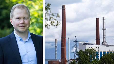UPM:n Tervasaaren paperitehdas on saanut uuden tehtaanjohtajan. Tomi Hytönen aloitti tehtaanjohtajana Valkeakoskella 1. kesäkuuta.
