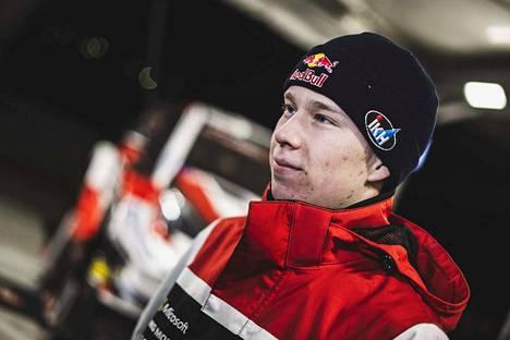 Kalle Rovanperä on neljäntenä rallin MM-sarjassa.
