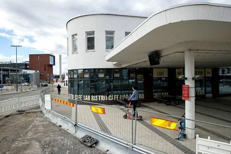 Uusi ravintola tulee Ratinassa Cafe Bar Bistro Caquen tilalle. Cafe Bar Bistro Caque ehti toimia tiloissa pari vuotta.