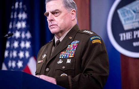 Yhdysvaltain asevoimien komentaja Mark Milley kertoo ensi viikolla julkaistavassa paljastuskirjassa pelänneensä, että Yhdysvaltain ex-presidentti Donald Trump aloittaisi sodan Kiinan kanssa ennen vallanvaihtoa Joe Bidenin kanssa.