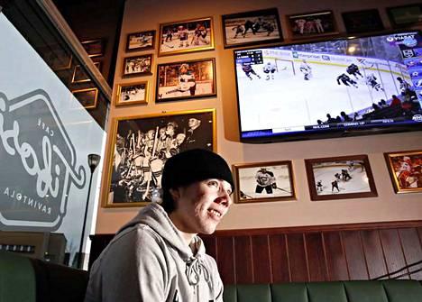 Ville Heinola on yksi NHL:n testitapahtumaan kutsutuista nuorista suomalaisista kiekkolupauksista.
