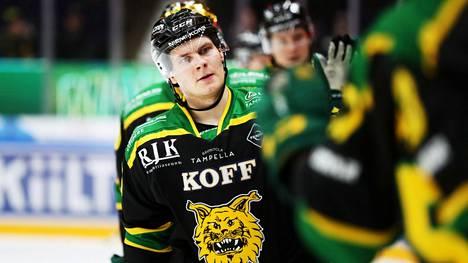 Arttu Ruotsalainen teki Ilvekselle peräti 16 maalia alkukaudella.