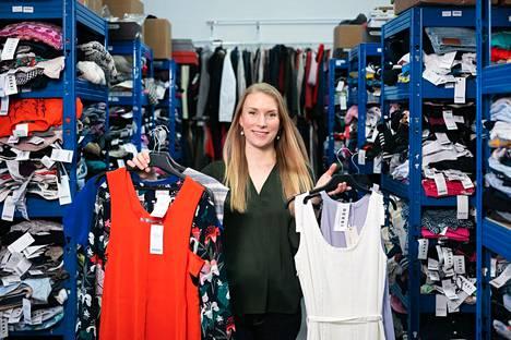 Rekin idea on kierrättää laadukkaita vaatteita. Nyt myös marketissa.