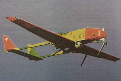 Sveitsiläiset Ranger-lennokit lentävät parin vuoden kuluttua Niinisalon taivaalla.
