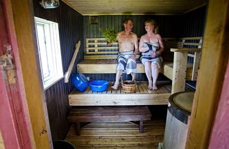 Juhannussauna on vahva suomalainen perinne, jota pidetään arvossa myös Harjavallassa.