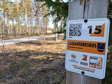 Kuntorastien lisäksi suunnistamaan pääsee muun muassa MOBO-suunnistamalla. Yksi alueemme MOBO-suunnistusradoista löytyy Kankaanpään liikuntakeskuksesta.