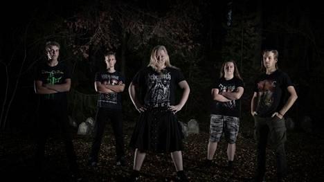 Bändi kuvailee musiikkiaan melodiseksi death metalliksi folk-vivahteella.