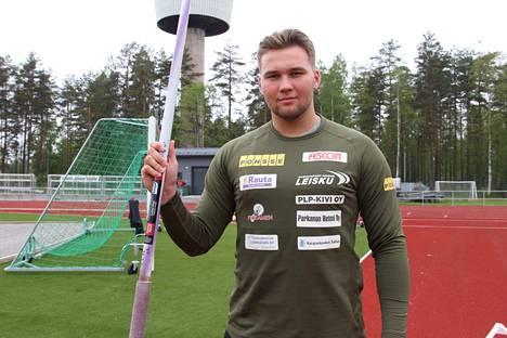 Teemu Narvi heitti EM-kisojen karsinnassa kauden parhaan tuloksensa ja selvisi loppukilpailuun.