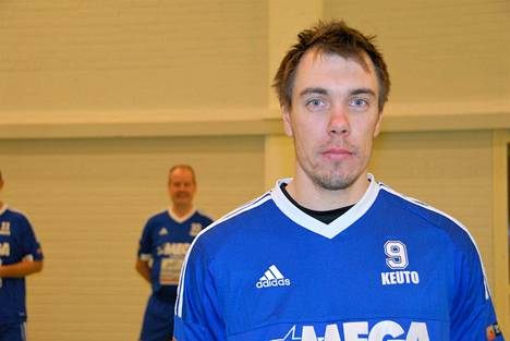 Joni Gröndahl harmitteli tasaisten erien kääntymistä vastustajille.