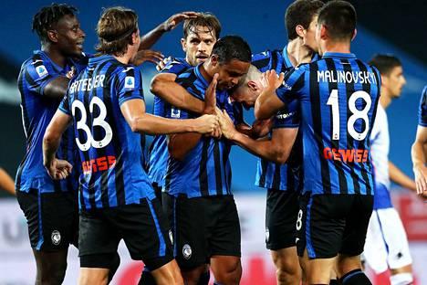 Atalanta on ollut kauden piristysruiske Serie A:ssa ja myös Mestarien liigassa. Joukkue kohtaa puolivälierässä ranskalaisjätti PSG:n.