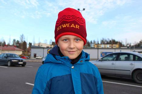 Keuruulta puuttuu HopLop, harmittelee Tuukka Mäenpää.