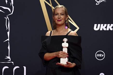 Sanna Salmenkallio pokkasi jussin Aalto-elokuvan musiikista.