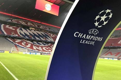 Bayern München odottaa yhä oman Mestarien liiga -neljännesvälieränsä alkua.
