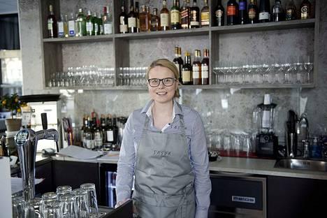Ravintoloitsija Sari Sorrilla on jo ennestään ravintola Sasor Tampereella Yliopistonkadulla.