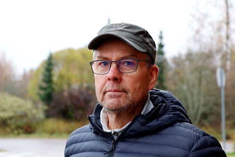 Jari Sinisalo, Kokemäki