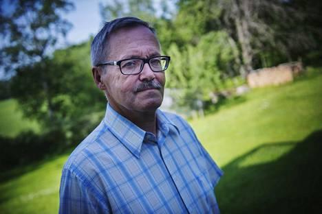 Pomarkun kunnanjohtaja Eero Mattsson jää eläkkeelle ensi kesänä.
