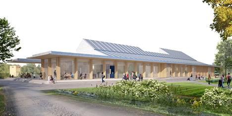 Noormarkun ruukin arkkitehtisuunnittelukilpailun voitti Johan Celsing Arkitektkontor Ab:n ehdotus. Sen vastuullisena suunnittelijana on arkkitehti Johan Celsing. Koska kyseessä on valtakunnallisesti merkittävä kulttuuriympäristö, uudisrakentamisessa haluttiin huomioida luontoarvot ja kestävä kehitys.