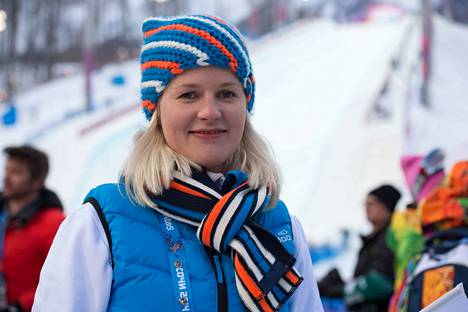 Hannaleena Ronkainen on Jyväskylän yliopistosta valmistunut psykologian maisteri, joka on perehtynyt urheilupsykologiaan. Hän oli olympiajoukkueen mukana Sotshissa 2014.
