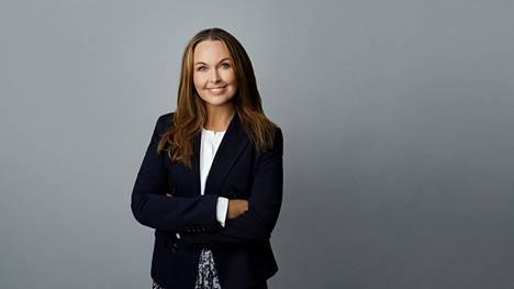 HBO Maxin Euroopan, Lähi-idän ja Afrikan alueiden johtaja Christina Sulebakk.