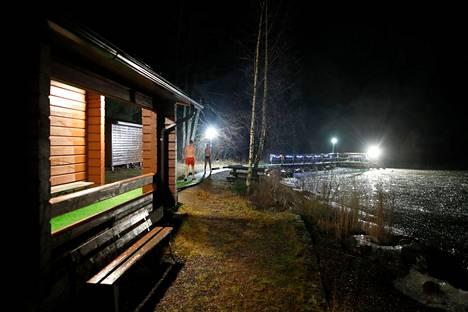 Kiperin sauna on ollut kiinni lokakuun alusta saakka, mutta se saattaa aueta uudelleen jo ensi viikolla.