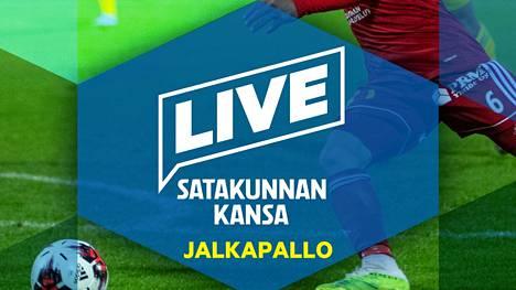 Satakunnan Kansa näytti jälleen jalkapalloa suorana lähetyksenä.
