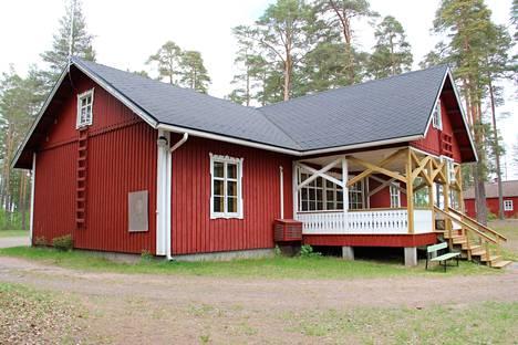 Pitkäjärven maja on jo remontin tarpeessa. Edellisen kerran se on peruskorjattu vuonna 1980.