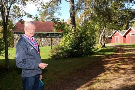 Lapin kotiseutumuseoyhdistyksen puheenjohtaja Hannu Vapola arvioi, että talkooväkeä löytyy vastakin pitämään yllä museotoimintaa ja vanhoja rakennuksia.