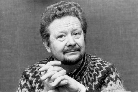 Näyttelijä Lasse Pöysti (1927–2019).