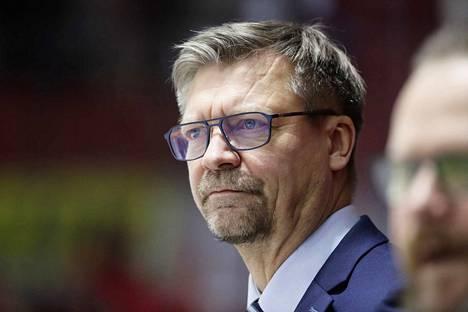 Jukka Jalonen haluaa nähdä parempaa ylivoimapeliä sunnuntaina.