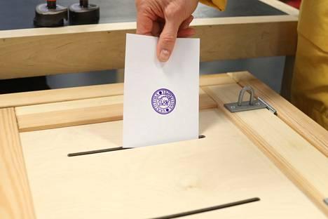 Ensimmäiset aluevaalit käydään tammikuussa 2022.