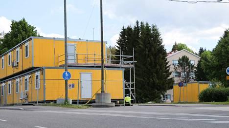 Turengin koulu- ja monitoimikeskuksen ensimmäisen vaiheen rakennustyöt alkavat tänä kesänä.