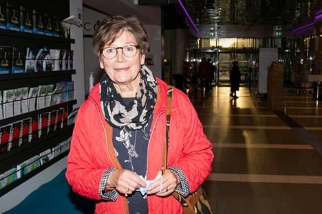 – Tampereen Filharmonia ei ole koskaan pettänyt, kertoo yli 40 vuotta klassisen musiikin konserteissa kulkenut Tuula Sinisalo.