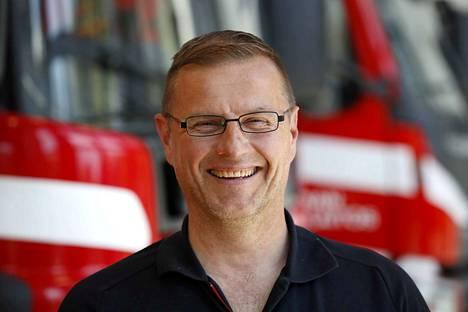Kansanedustaja Petri Huru sai liikenneturvallisuuden vaarantamisesta 14 päiväsakkoa. Arkistokuva.