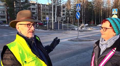 Kari Anttila lähettää terveiset kaupungille: Tälle tarttis tehdä jotain.