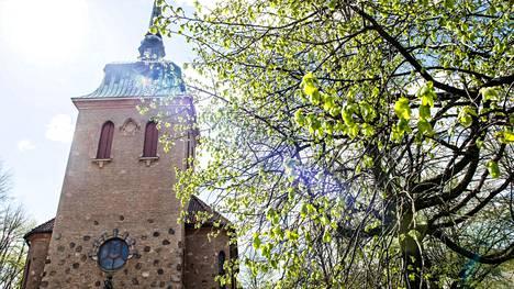 Toinen kesän kolmesta konfirmaatiolähetyksestä lähetetään Mäntän kirkosta.