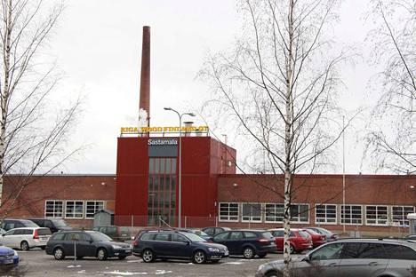 Vaneritehtaalla Vammalassa alkavat yt-neuvottelut maanantaina 15. huhtikuuta. Edelliset yt:t käytiin vuosi sitten keväällä.