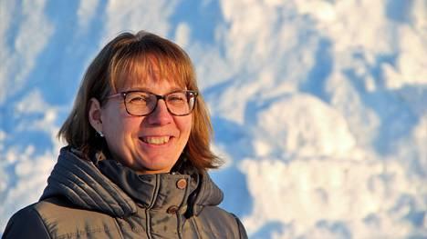 Forssasta kotoisin oleva Marika Kilpivuori asuu nykyään Kokemäen Rajaojalla.