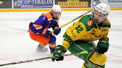 Julius Ikosen Ilves (32) kaatoi Dani Mikkosen Tapparan tiukassa paikallistaistossa luvuin 2–1.