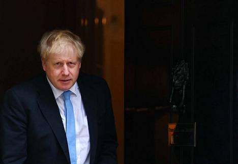 Britannian pääministeri Boris Johnson pääsi sopimuksesta yhteisymmärrykseen EU:n kanssa.