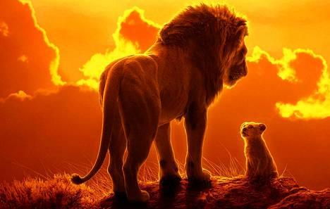 Leijonakuningas elokuva hämmästyttää ja koskettaa.