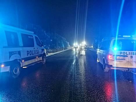 Yksi kuoli ja yksi loukkaantui vakavassa onnettomuudessa.