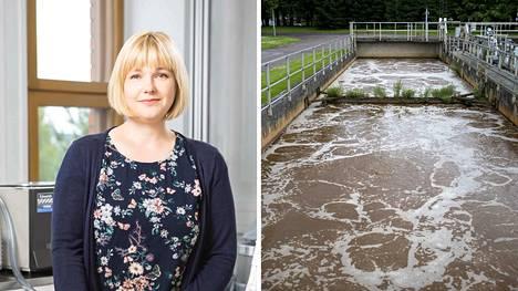 Terveyden ja hyvinvoinnin laitoksen THL:n erikoistutkija Tarja Pitkänen toivoo, että näytteitä saadaan säännöllisesti 28 jätevedenpuhdistamolta.