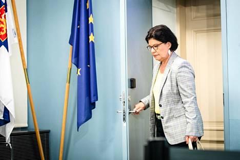 Tilaisuudessa on äänessä muun muassa STM:n strategiajohtaja Liisa-Maria Voipio-Pulkki.
