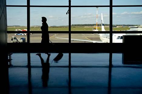 Finnair kuljetti kesäkuussa yhteensä 55 200 matkustajaa.