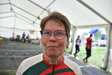 Liisa-Marjatta Pietinen koki kovan kolauksen. Hän ja hänen joukkueensa hylättiin.